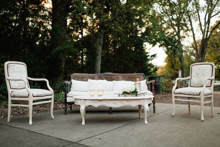 southern events vintage furniture