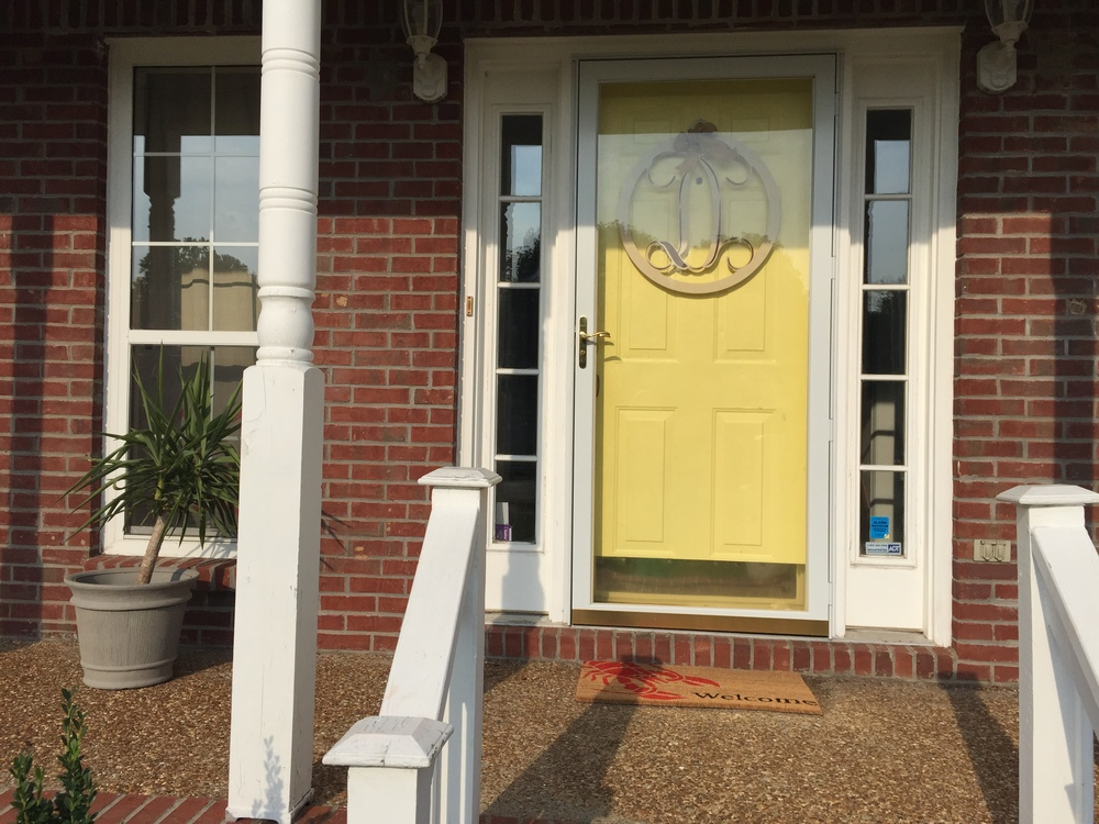 who says tennessee porches can't be beachy?