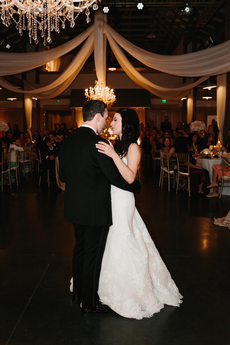 first dance loveless barn
