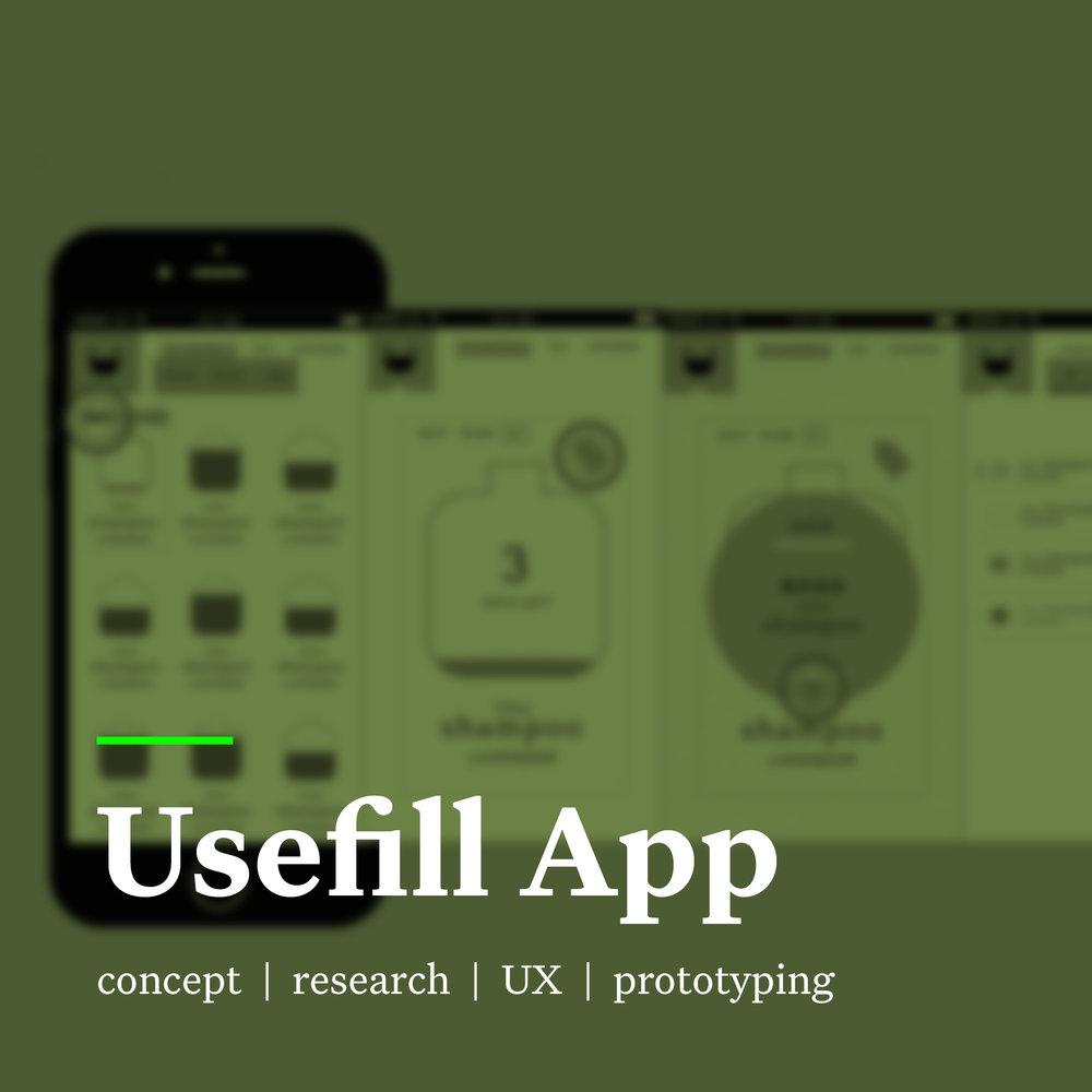Usefill App