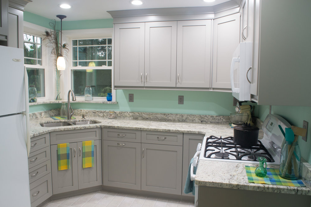Mitchell grey shaker style kitchen painted cabinets-3.jpg