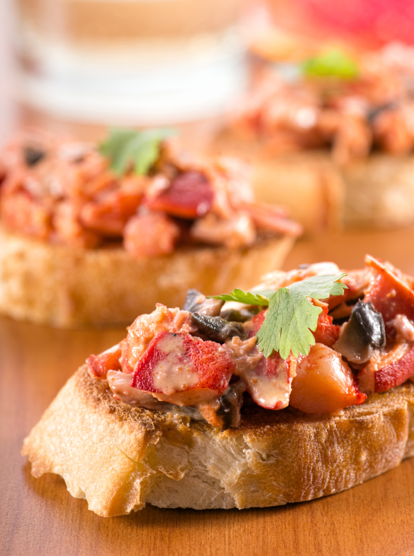 Farfalle With Tuna And Rosemary Mushroom Sauce Recipe ...