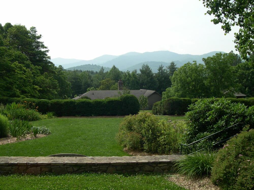 Warren Wilson College In the mountains above Asheville, North Carolina