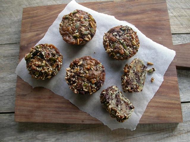 Energi muffins