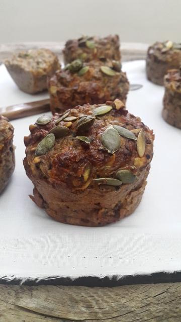 Proteinmuffins