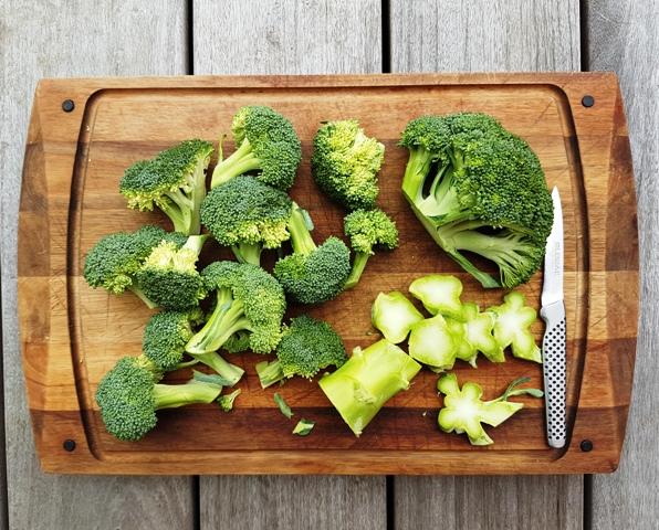 Månedens proteinrige råvare - broccoli