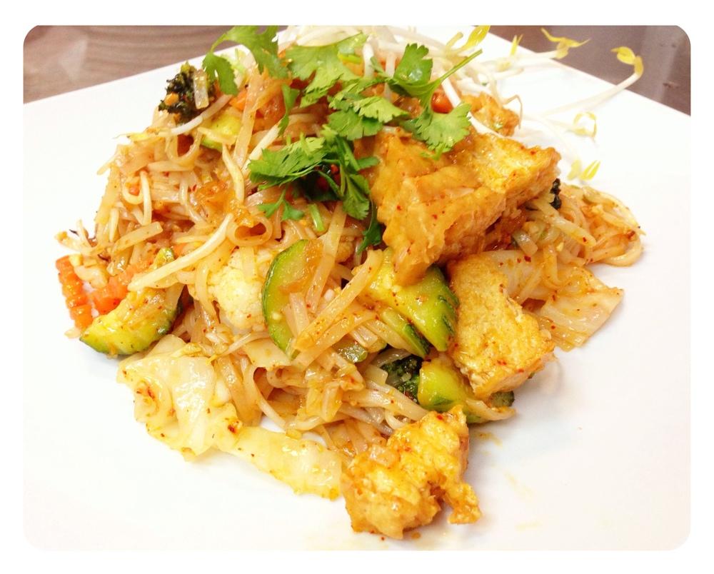 Pad Thai Veggies & Tofu