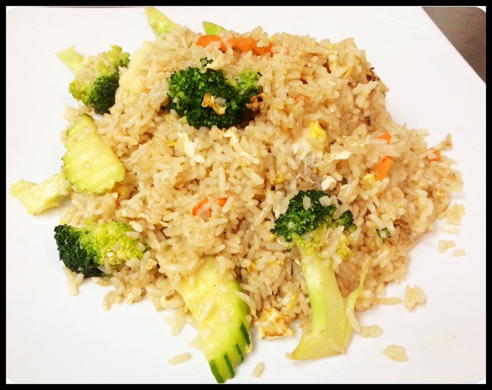 Fried Rice Veggies