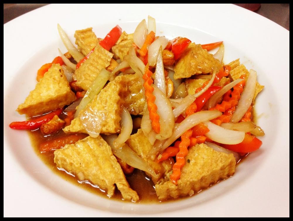Cashew Nut Tofu
