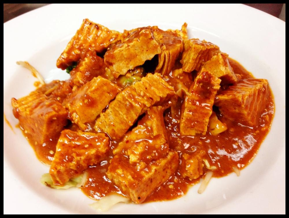 Amazing Flavor Tofu