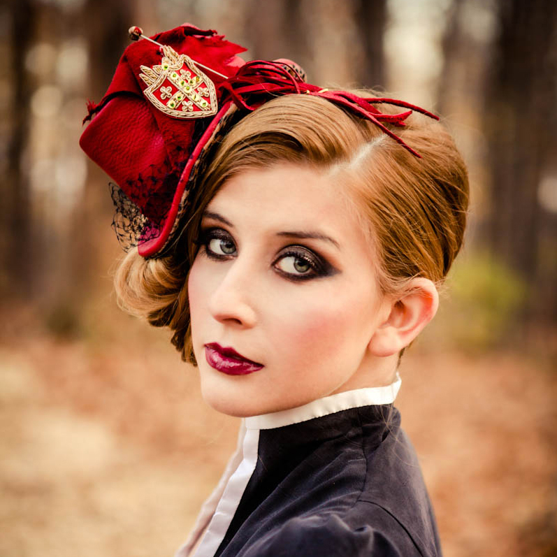 Moire's Millinery Moire Bagale