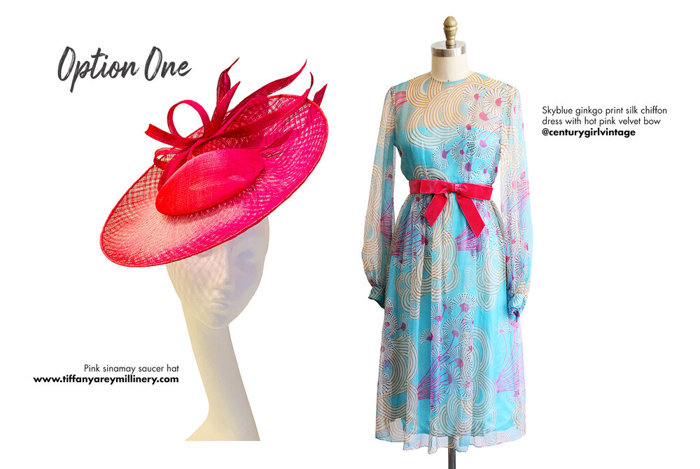 Virtual Oaks Day Dress Up Tips Milliners Guild