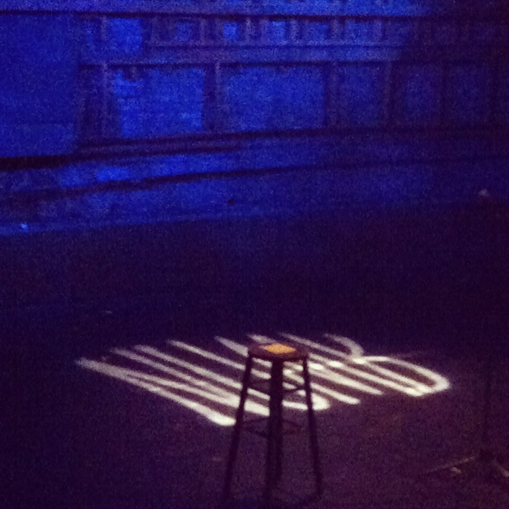 "I was able to see Simon Amstell's stand up show ""Numb,"" It was amazing."