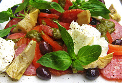 Italian Salad Photo : Jackie Cameron