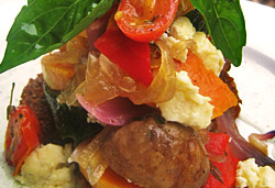 Roasted Vegetables Photo : Jackie Cameron