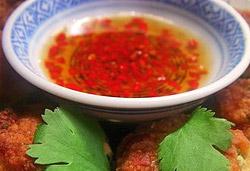 Sweet Chilli Sauce Photo : Jackie Cameron