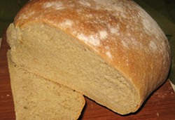 Cumin Flavoured White Bread Photo : Jackie Cameron