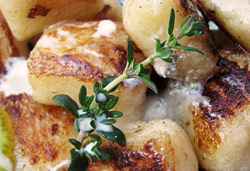 Gnocchi Gorgonzola Photo : Jackie Cameron