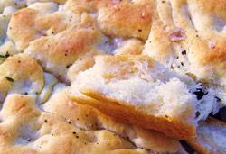 Focaccia Bread Photo : Jackie Cameron