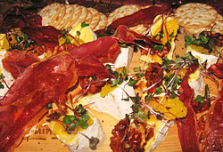 Camembert and Parma Ham Recipe Photo : Jackie Cameron