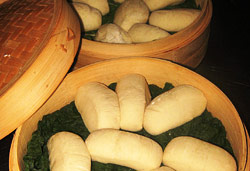 Steamed Buns Photo : Jackie Cameron
