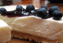 Fridge Cheesecake Photo: Jackie Cameron