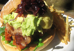 Beef Burger Photo : Jackie Cameron