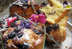 Blueberry Muffins Photo: Jackie Cameron