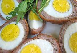 Scotch Eggs Photo : Jackie Cameron