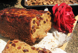 Low Fat Banana Bread Photo : Jackie Cameron