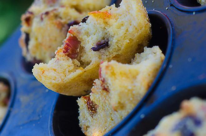 Savoury Polenta Bites Photo : Karen E Photography
