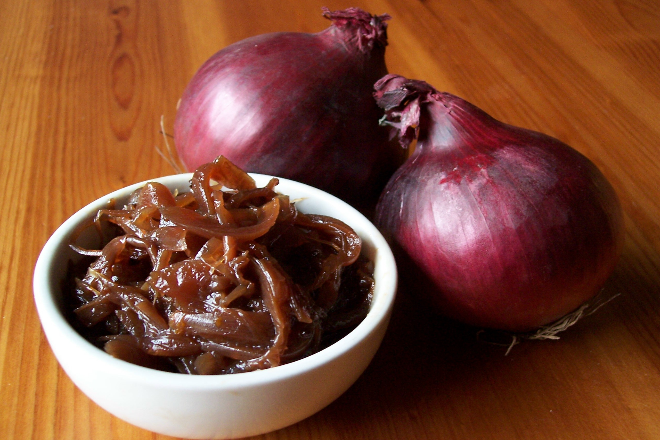 Caramelised Onion Photo : Jackie Cameron
