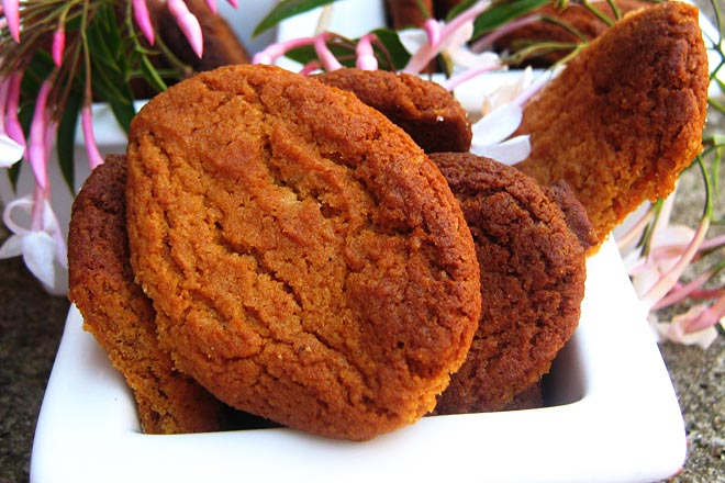 Ginger Nuts Photo : Jackie Cameron