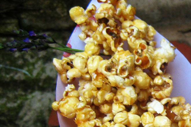 Caramel Popcorn Photo :Jackie Cameron