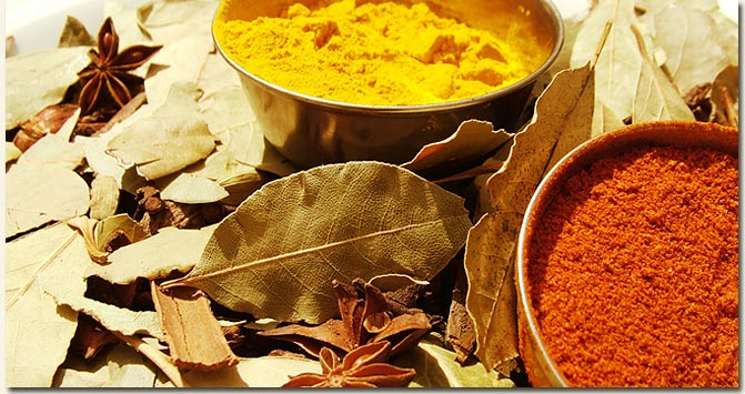 Aromatic Spices / Lotus Head (p)