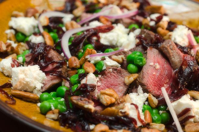 Beef Fillet Salad