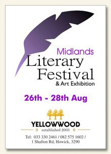 Midlands Meander Literary Festival