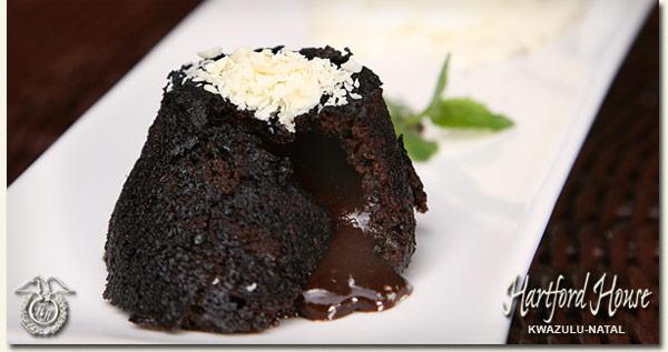 chocolate fondant