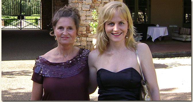 Cheryl Goss and Jackie Cameron /Paula Mackenzie (p)