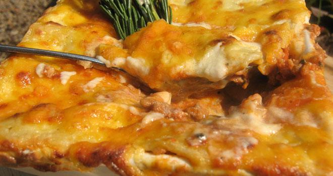 Beef Lasagne / Jackie Cameron (p)
