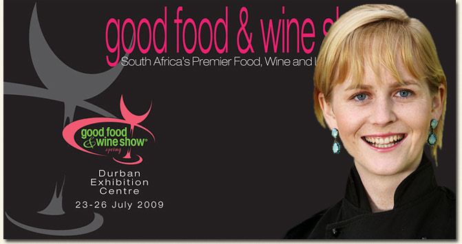 jackie cameron good food and wine show