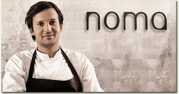 Rene' Redzepi - Noma Restaurant /Rockpool TCH