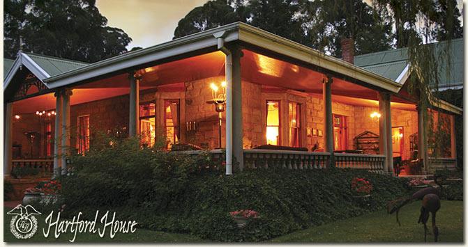 hartford house kwazulu natal