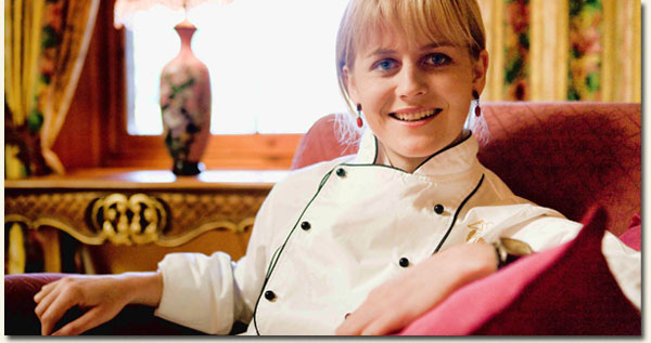 Hartford House Head Chef, Jackie Cameron / Cooked in Africa (p)