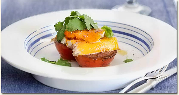 Low Fat Poached Haddock / Jackie Cameron (p)