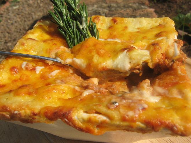 Beef Lasagne Photo : Jackie Cameron