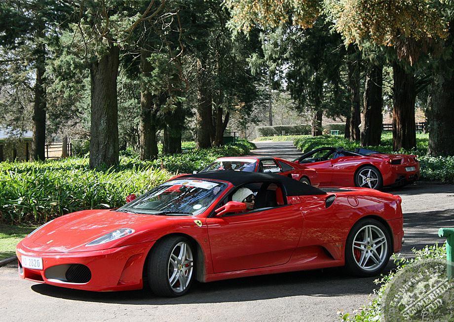 Ferrari Club 12