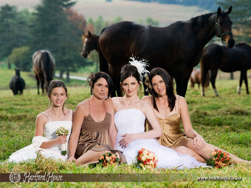 wedding at hartford house kwazulu natal south africa