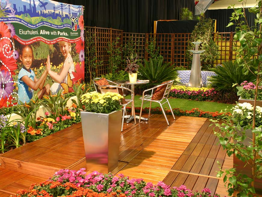 garden and leisure show