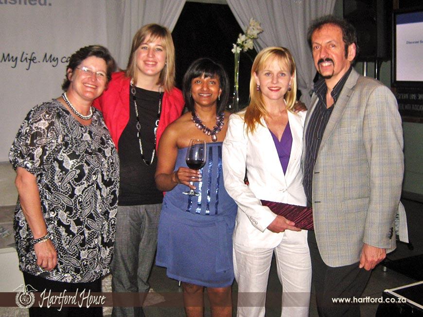 Pamela White, Tania Maree, Vanessa Singh, Jackie Cameron, Victor Strugo